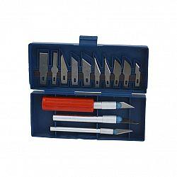 Asist 61-3023 sada vyrezávacích nožov, 13 ks