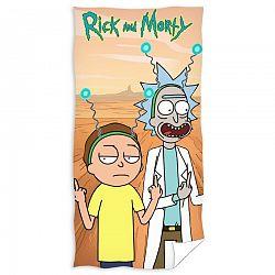 CARBOTEX Osuška Rick and Morty, 70 x 140 cm
