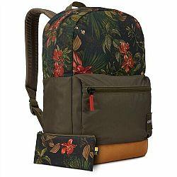 Case Logic Commence batoh pro notebook 15.6 květinový vzor / 24 l / polyester (CL-CCAM1116FC)