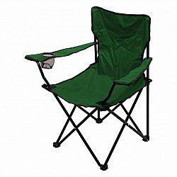 Cattara Kempingová skladacia stolička Bari, zelená