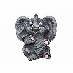 Dekoratívna sviečka Slon