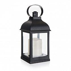 Home Decor Lampáš s LED sviečkou, 10 x 10 x 22 cm