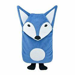 HUGO FROSCH Detský termofor Eco Junior Comfort s motívom modrej líšky