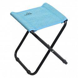 Kempingová stolička Cattara Foldi max I Modrá
