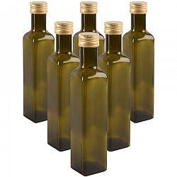 ORION Fľaša sklo+viečko OLEJ 0,5 l
