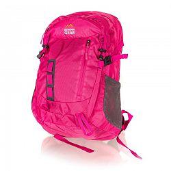 Outdoor Gear Turistický batoh Track ružová, 33 x 49 x 22 cm