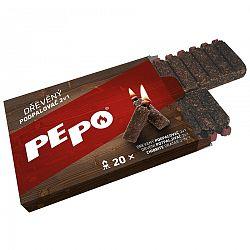 PE-PO Drevený podpaľovač 2v1