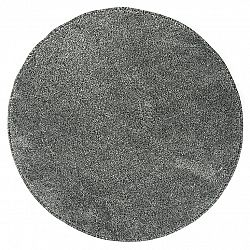 Vopi Kusový koberec Apollo soft antracit, 120 cm